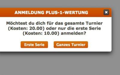 ONLINE SKAT: INFOS FÜR DEN 13.09.